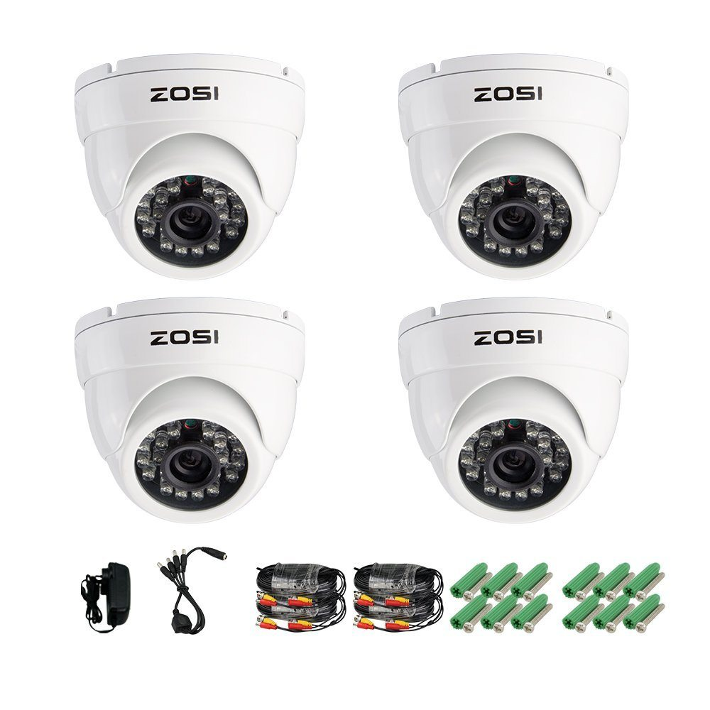 Security System Zosi Review Wireless