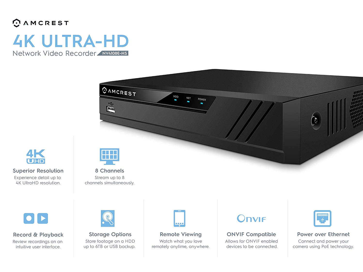Best Home Surveillance System 2020.Best Nvr System For 2020 Review Of Top Security Network