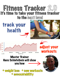Fitness Tracker Training