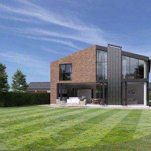 Huntsmere: Alderley House