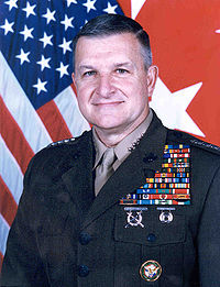 General Anthony Zinni