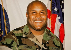 Lt Chris Dorner, USNR