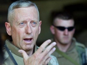 "General James ""Mad Dog"" Mattis, USMC (Ret)"