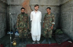 Graeme Smith in Kandahar
