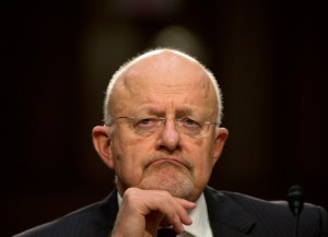 Director of National Intelligence James Clapper. Photo: Carolyn Kaster/AP