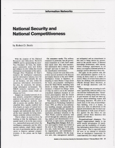 National Security Page 1