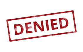 denied disability claim