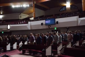 Reveal Gathering congregation