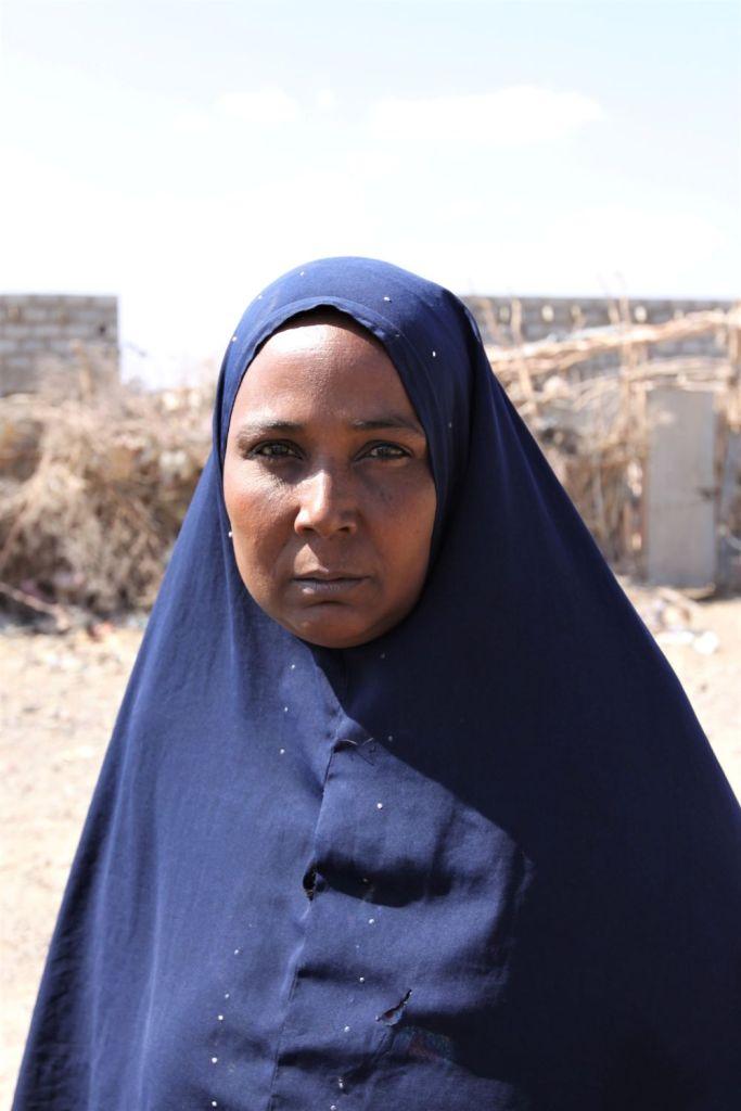 Somali Refugee Yemen