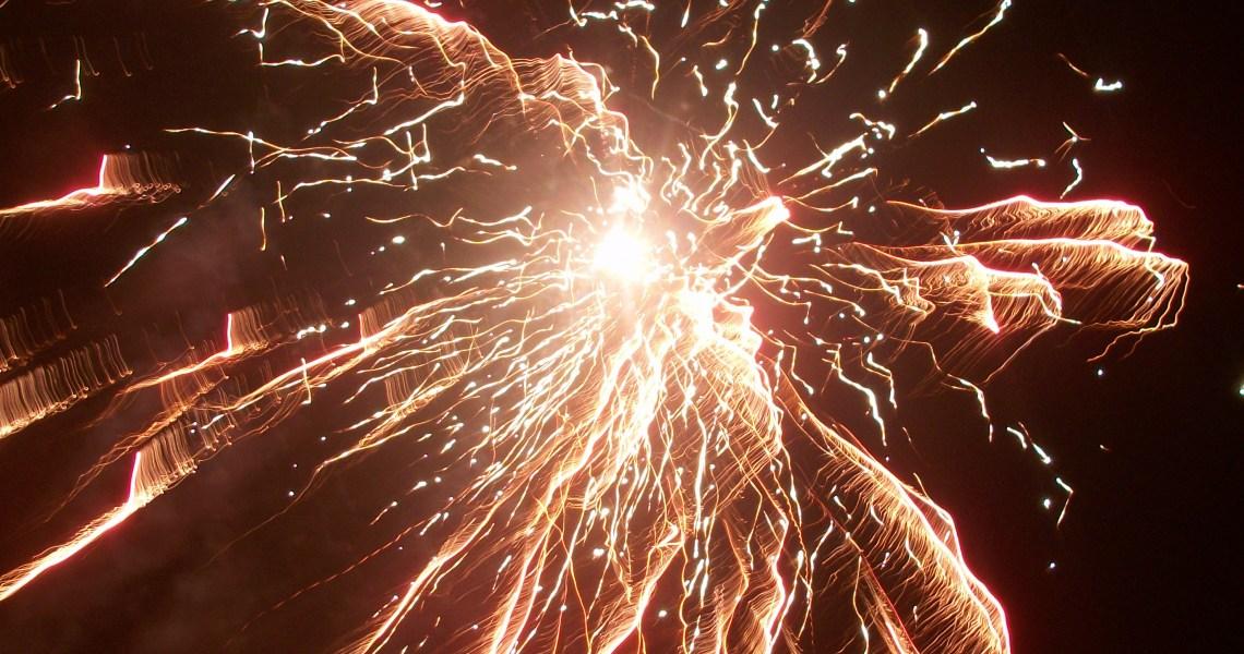 Fireworks 6 by Phil Edmonds