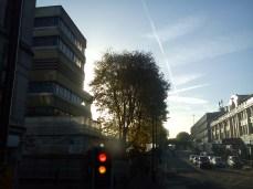 Taken October 26 2012. BBC Manchester Oxford Road demolition