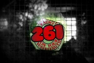 Piccadilly 261 Car Sticker