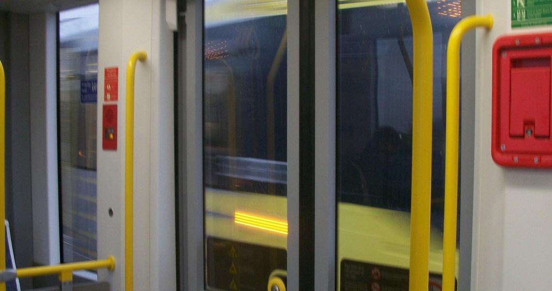 Passing Trams