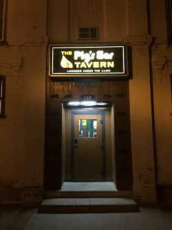Pig's Ear Tavern, Peterborough