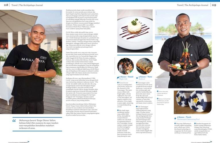 Garuda Indonesia Magazine