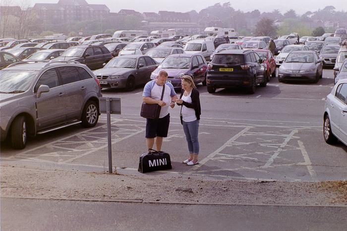 Weymouth, 2018. Street Typology