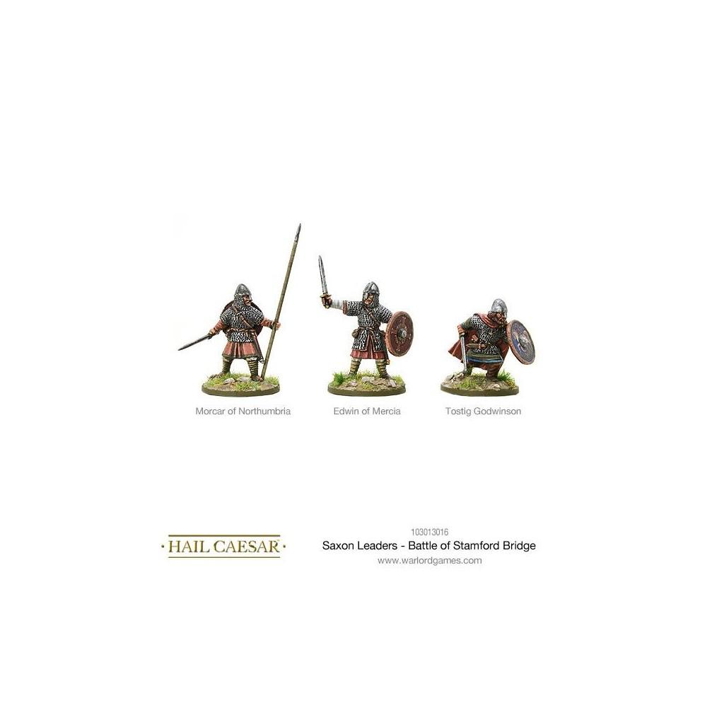 Saxon Leaders