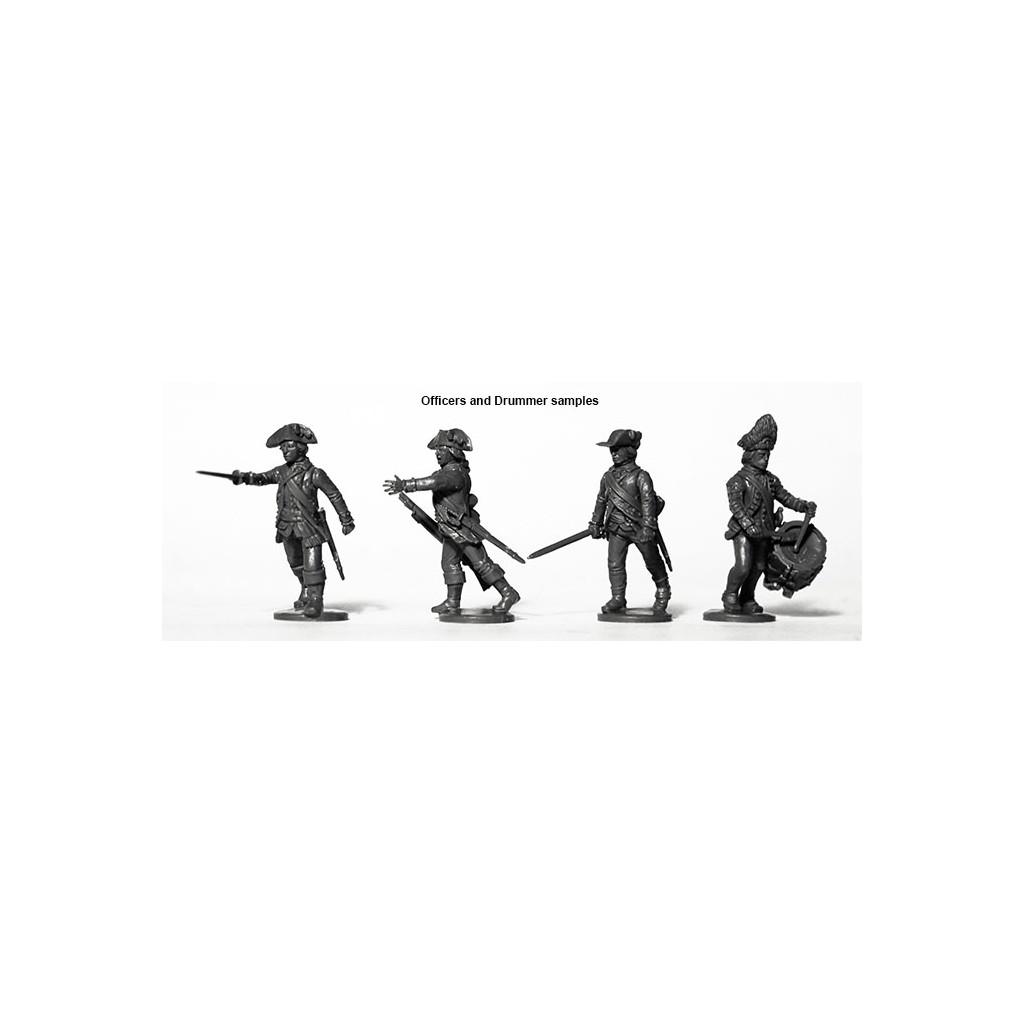 Infanterie Britannique Guerre D Independance Americaine