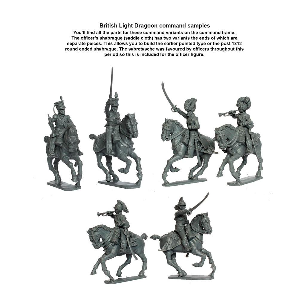 Napoleonic British Light Dragoons 15