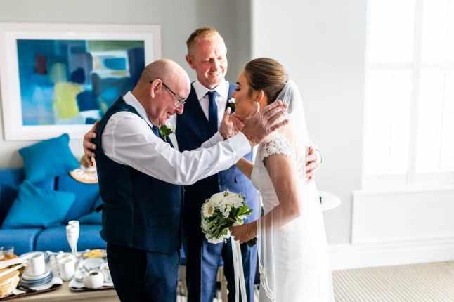 St Ives Wedding Photos - 28