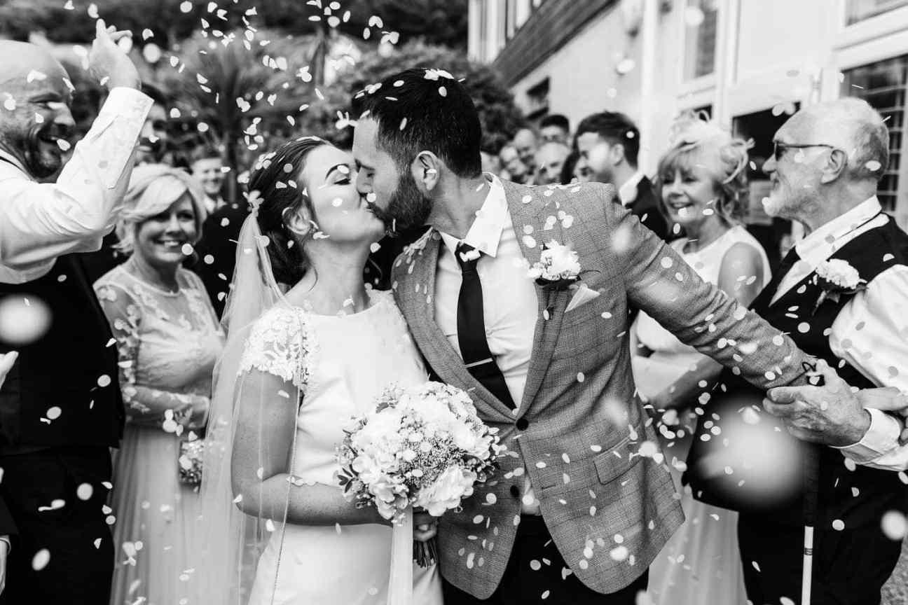 St Ives Wedding Photos - 45