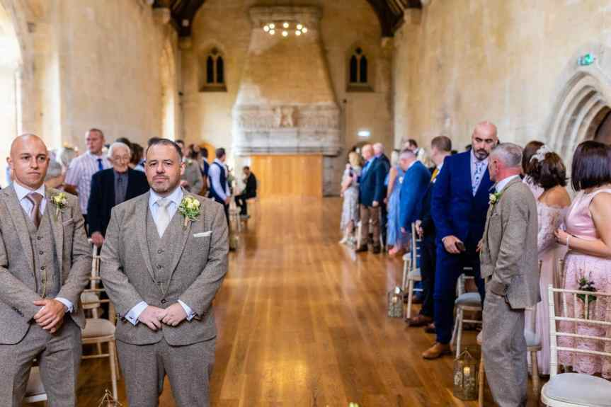 St Donats Wedding | Adrian+Rhiannon - 17