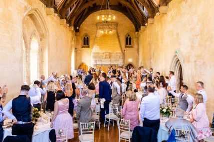 St Donats Wedding | Adrian+Rhiannon - 52