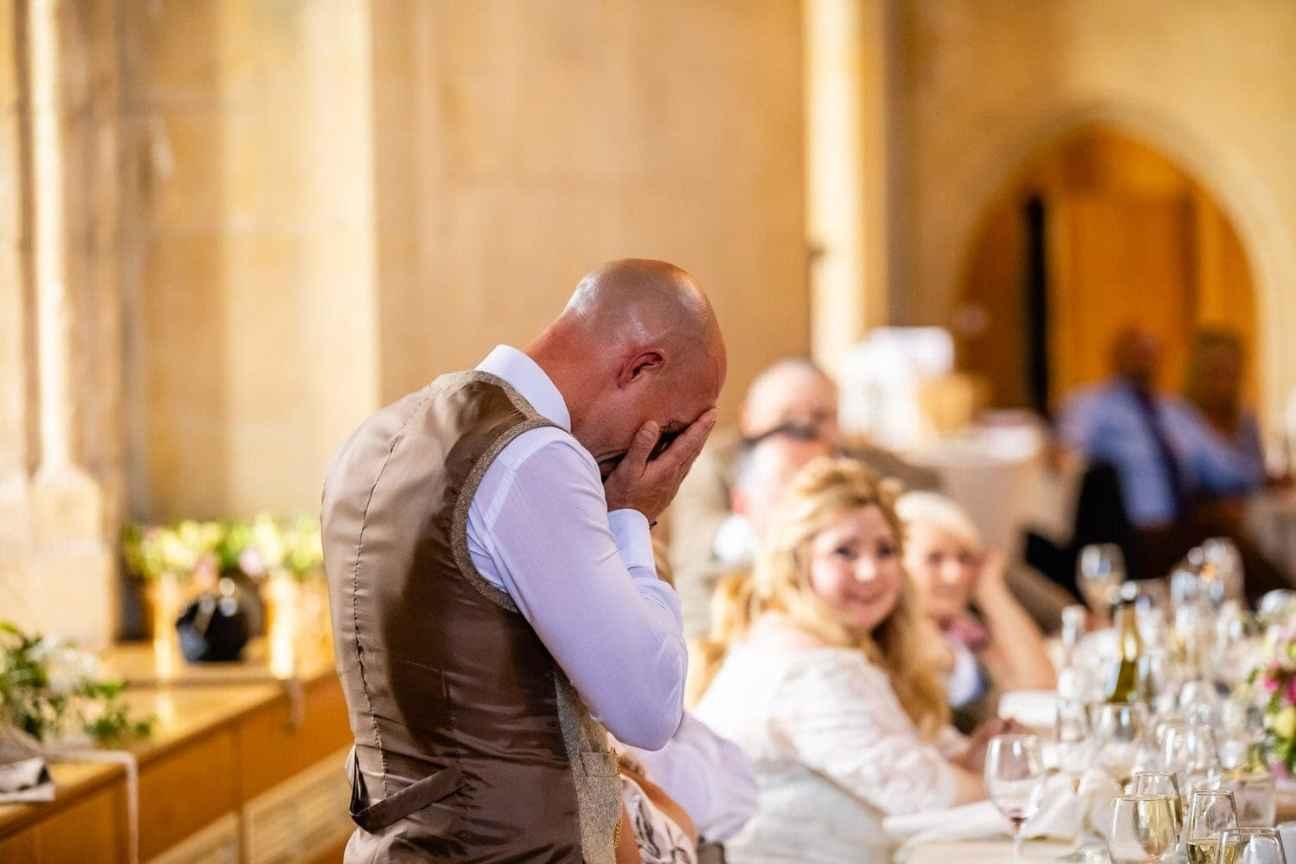 St Donats Wedding | Adrian+Rhiannon - 59