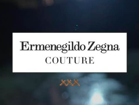 Zegna Couture FW 2015 - Version 2