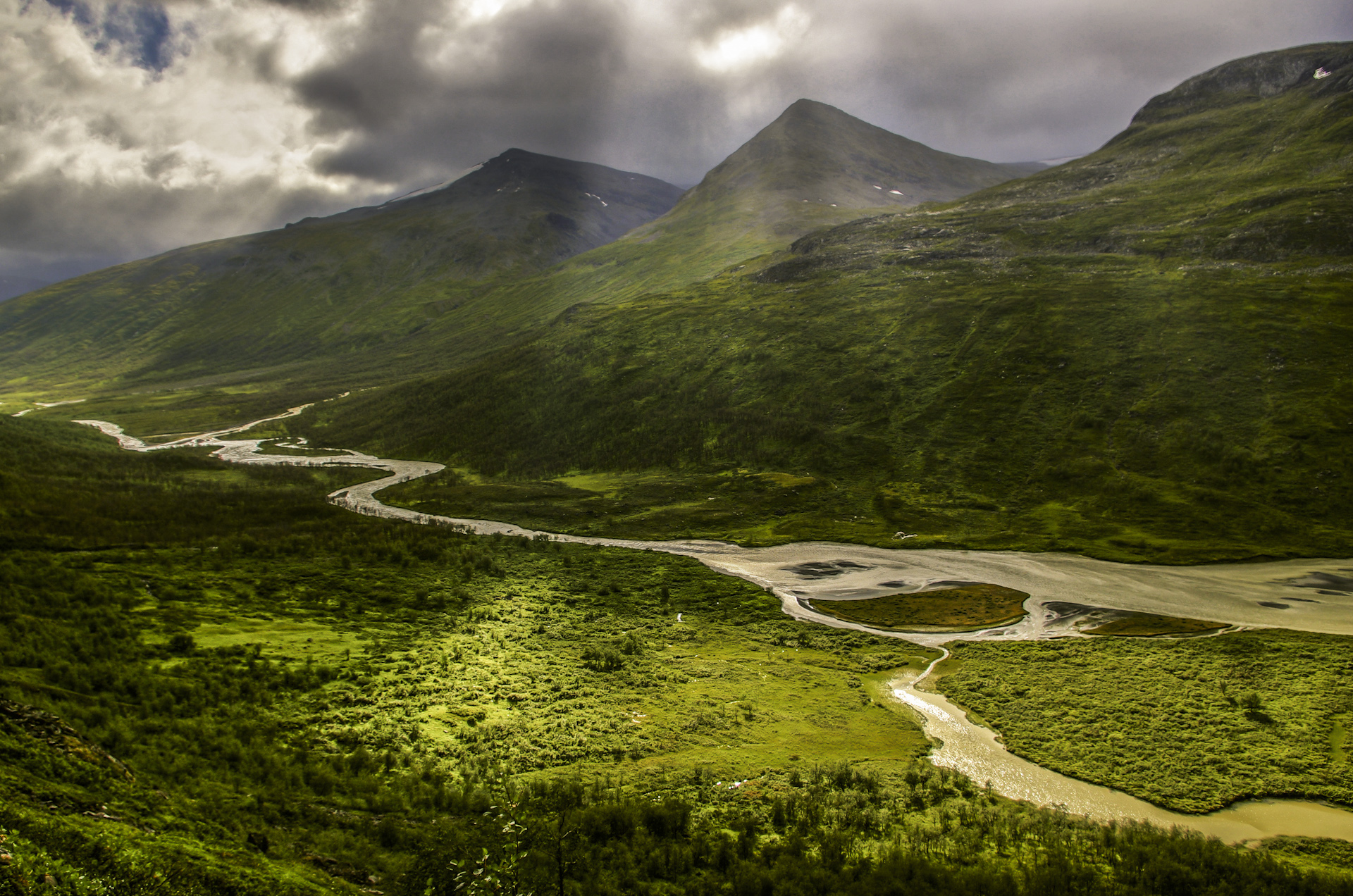 Sarek Nationalpark
