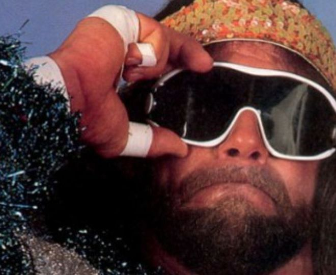 History Beckons The Macho Man!