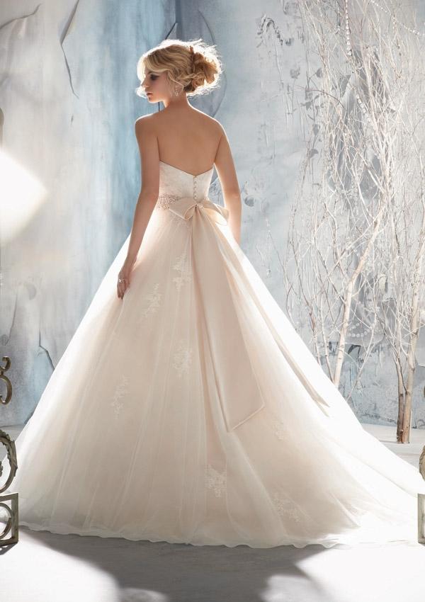 Robe de Mariée 2016 Magnifique