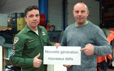 La Maroquinerie Philippe Serres au cœur d'un projet d'envergure.