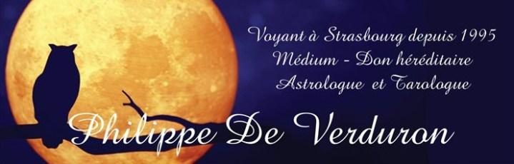 PHILIPPE DE VERDURON   Médium Voyant, Astrologue à Strasbourg. f4c830a7267f