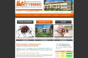 Courtier en immobilier Citymmo