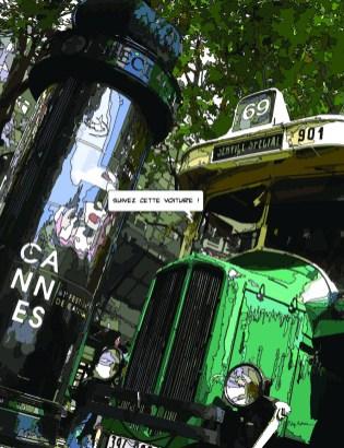 Bus Morris -- Medium 50x80 199€ // Large 80x100 319€