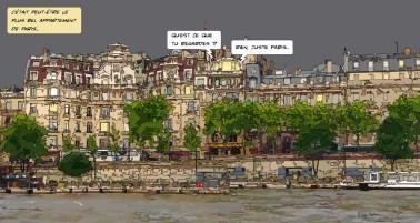 Juste Paris -- Medium 100x60 239€ // Large150x80 449€