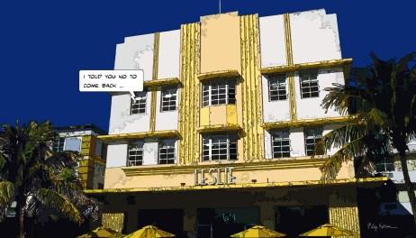 Miami // Leslie -- Medium 90x50 219€ // Large 140x80 429€