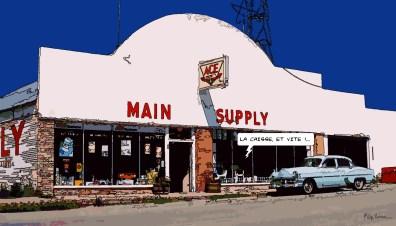 Main supply -- Medium 90x50 219€ // Large 140x80 429€