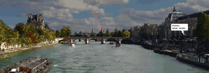 Pont royal -- Medium 120x40 259€ // Large 180x60 429€