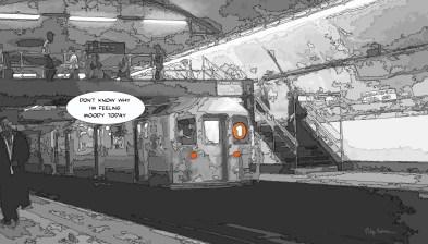 Subway -- Medium 90x50 219€ // Large 140x80 429€