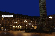 Vendôme night -- Medium 90x60 229€ // Large120x80 359€