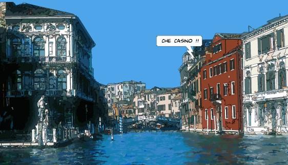 Venise Casino -- Medium 90x50 219€ // Large 140x80 429€