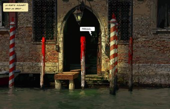 Venise Prego -- Medium 100x70 259€ // Large 140x90 449€