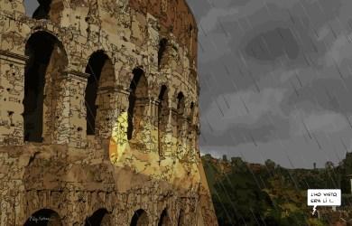 Colosseo -- Medium 90x60 229€ // Large 140x90 449€