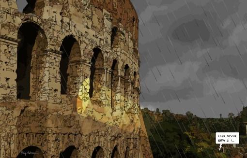 Colosseo -- Medium 90x60 229€ // Large 140x90 429€