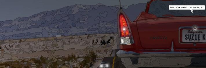 Chrysler desert -- Medium 120x40 259€ // Large 180x60 429€