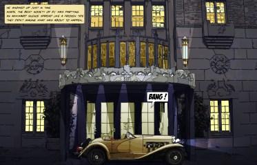 Duesenberg BANG-- Medium 100x70 259€ // Large 140x90 449€