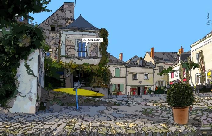 Angers // Bouchemaine -- Medium 100x70 259€ // Large 140x90 449€