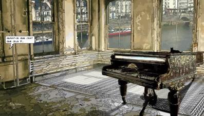 Angers // Loft piano -- Medium 90x50 219€ // Large 140x80 429€
